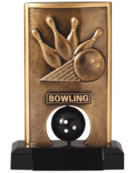 Bowling resin