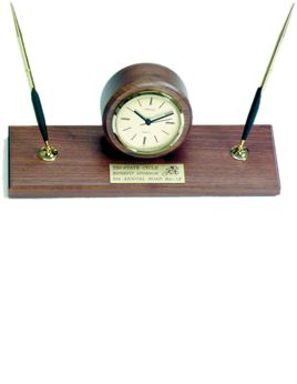 Clocks and Desksets